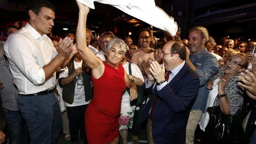Sánchez: Votar PSC es un sí claro a la convivencia y un no a la independencia