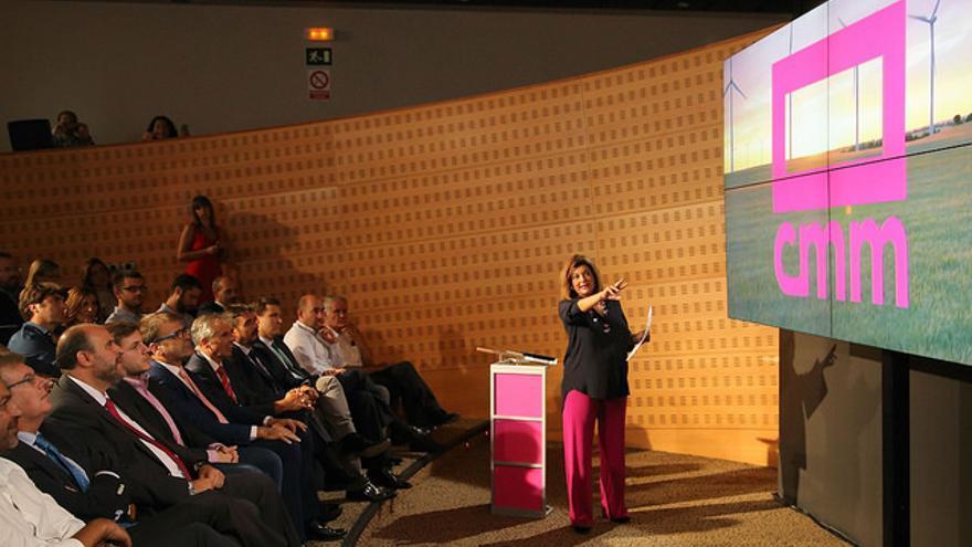 Presentación de la nueva marca de la Radio Televisión Castellano-Manchega
