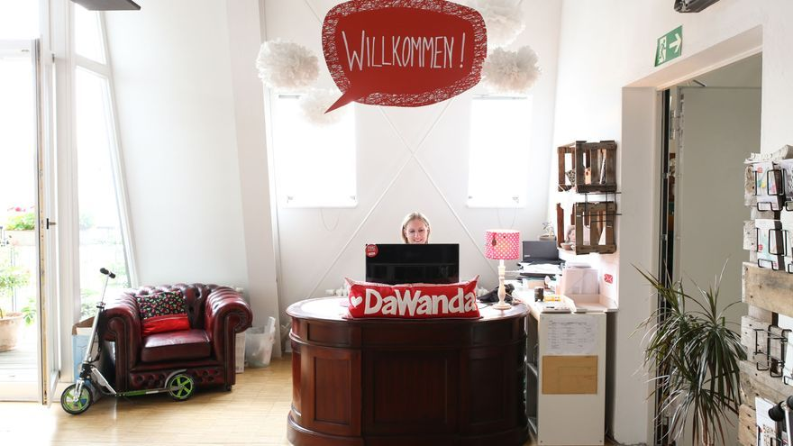 Dawanda escogió Berlín para radicar su sede en 2006.