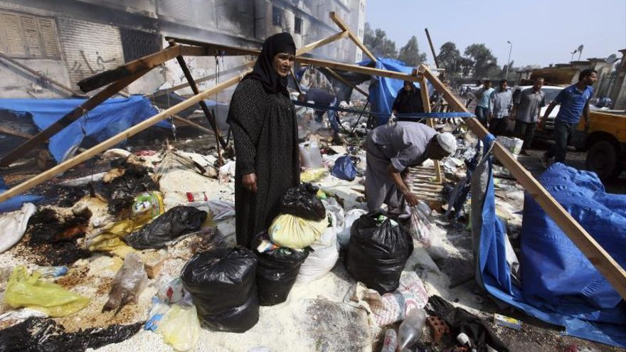 Cinco muertos en nuevas protestas en Egipto, según los Hermanos Musulmanes