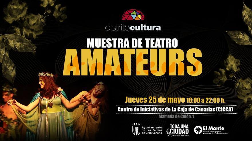 Muestra de Teatro Amateur de Las Palmas de Gran Canaria
