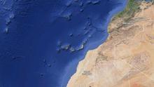 Aguas del Sáhara Occidental, Marruecos y Canarias