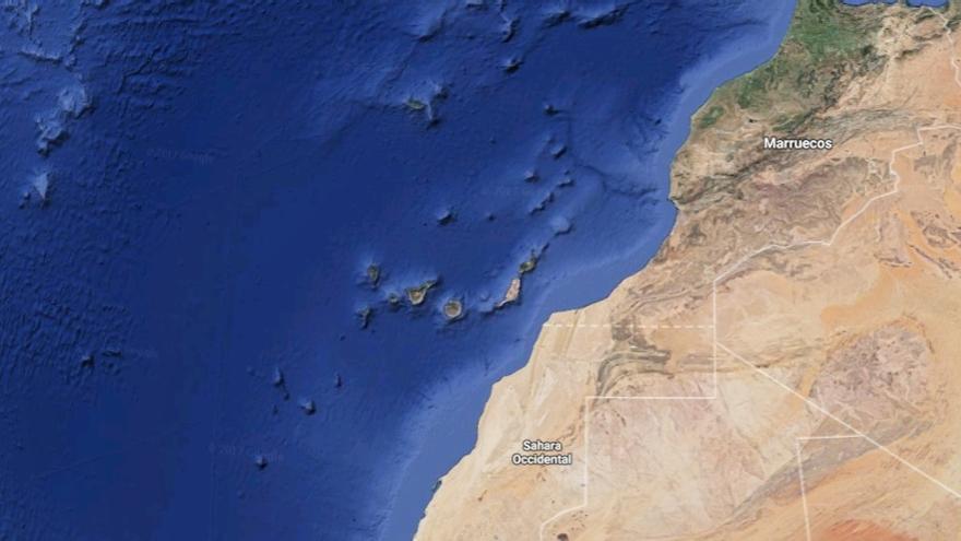 """El presidente de Canarias afirma que la decisión de Marruecos de ampliar la frontera marítima está condenada al """"fracaso"""""""