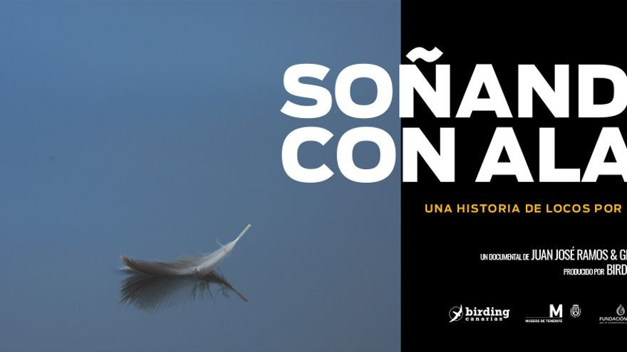 'Soñando con alas', un documental que se centrará en el fenómeno de la observación de aves