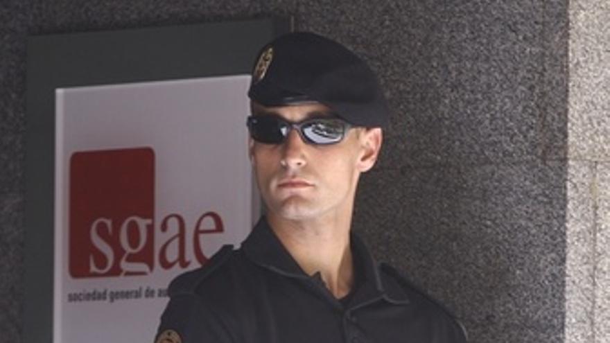 Registro De La SGAE