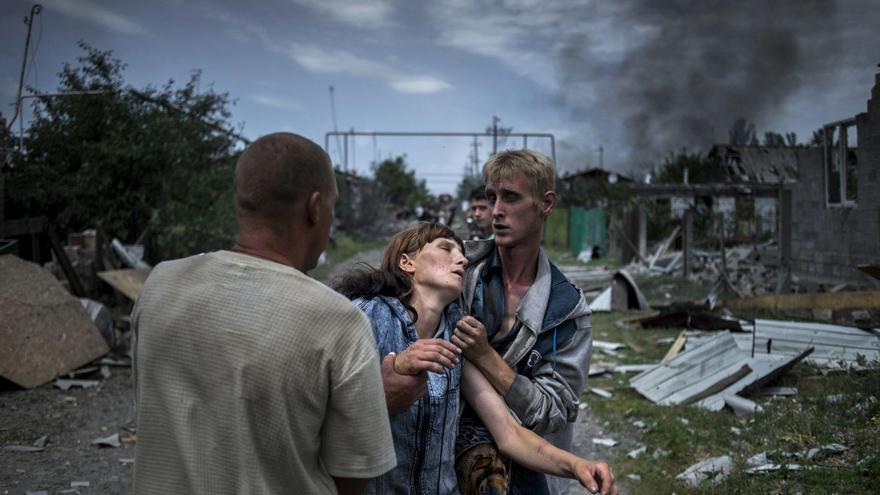 Black Days of Ukraine / Valery Melnikov, Russia, Rossiya Segodnya