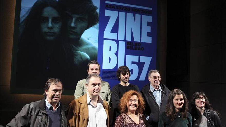 "Zombis que cantan ""Rascayú"" promocionan Bilbao como plató de cine"