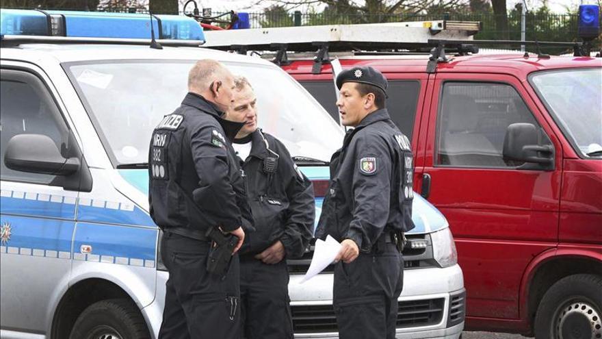 Alemania refuerza las medidas de seguridad para celebraciones de Año Nuevo