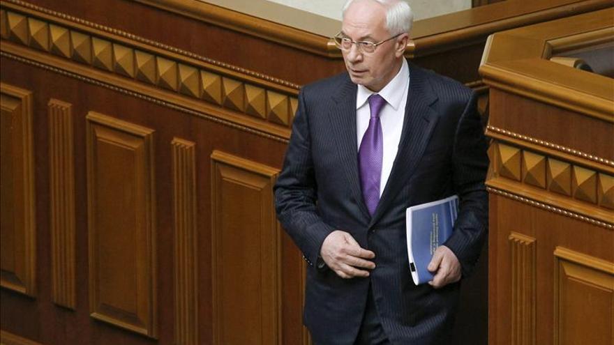 El primer ministro ucraniano aboga por normalizar las relaciones con Rusia