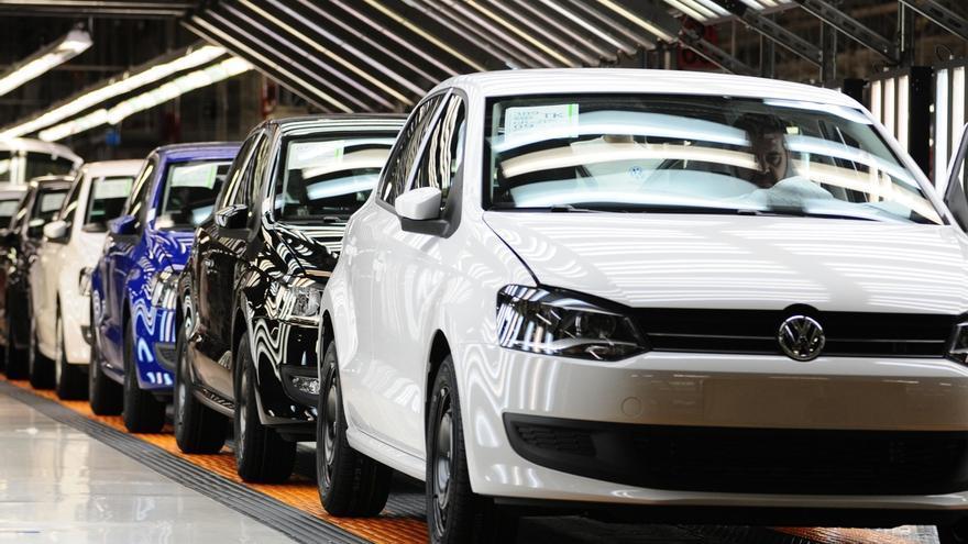Volkswagen Navarra ratifica una producción de 274.157 coches para 2015