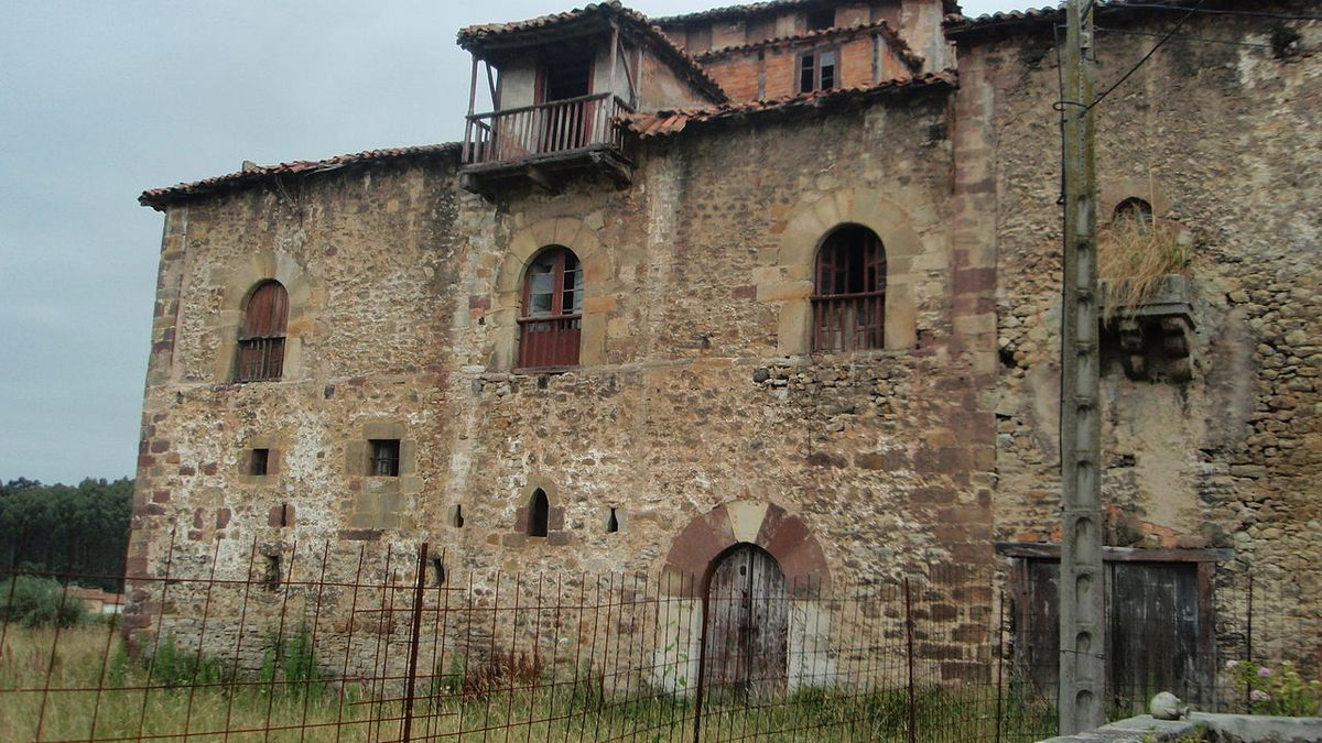Torre y Palación de Calderón de la Barca.
