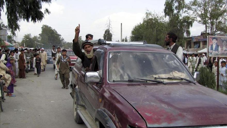 Al menos seis talibanes muertos por un dron estadounidense en Afganistán