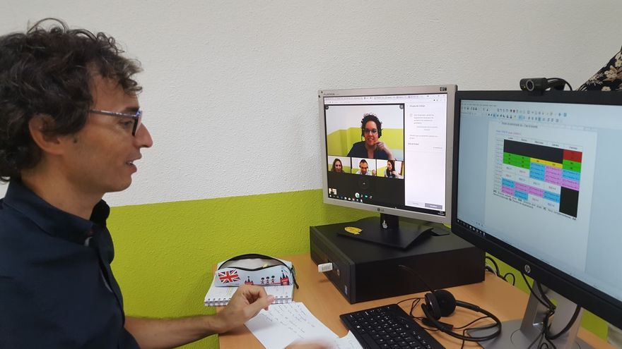 Educación inaugura la primera Escuela Oficial de Idiomas a distancia de Canarias