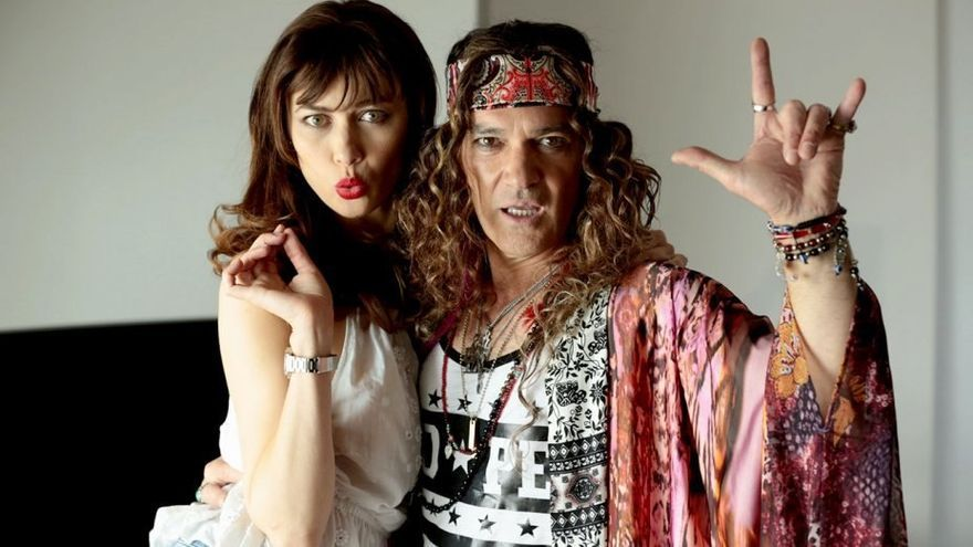 Antonio Banderas en 'Gun Shy' (2009)