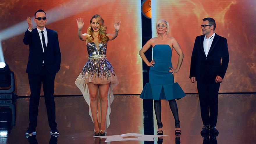 Telecinco ofrece su 'Got Talent Junior' contra Toñi Moreno en Antena 3