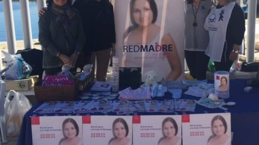 Integrantes de 'Red Madre'