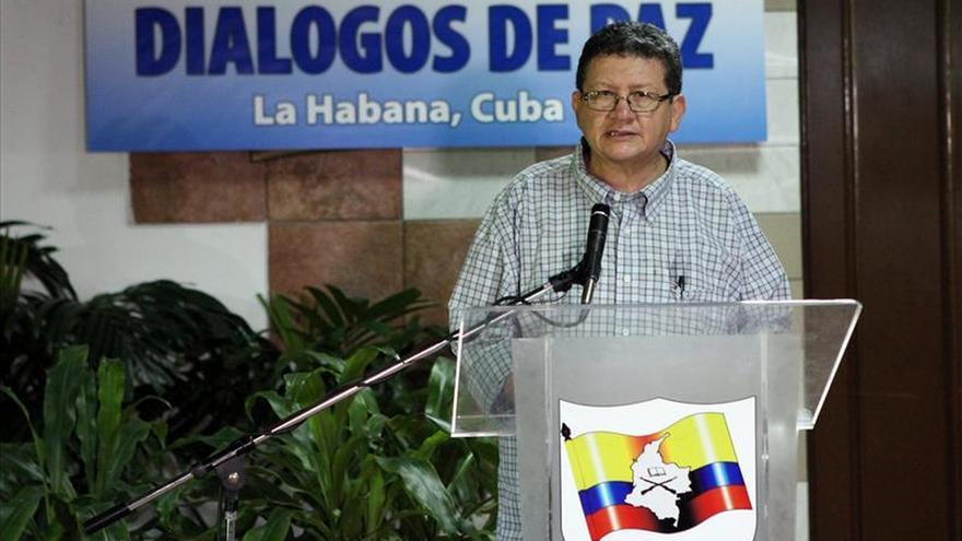 """Las FARC consideran un """"gesto humanitario de sensatez"""" el indulto a 30 guerrilleros"""