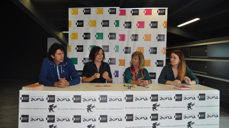 Presentación de la iniciativa en la sede de Santander Creativa.