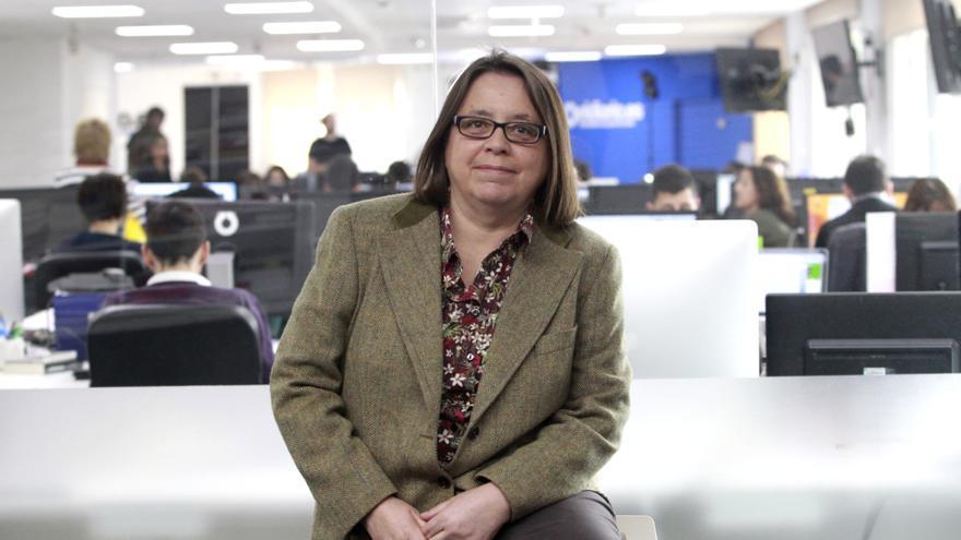 Pilar Marcos, candidata del PP por Madrid / Foto:Marta Jara