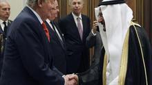 El Rey Juan Carlos anima a Arabia Saudí a seguir colaborando con España.(Archivo)