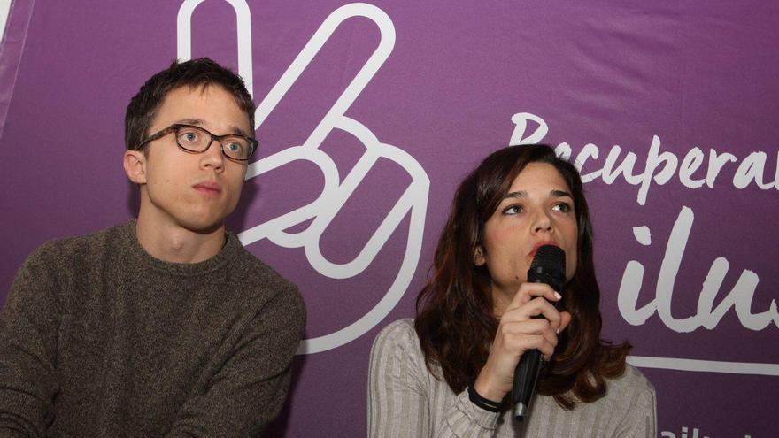 Íñigo Errejón y Clara Serra presentan la propuesta de Igualdad de Recuperar la Ilusión.