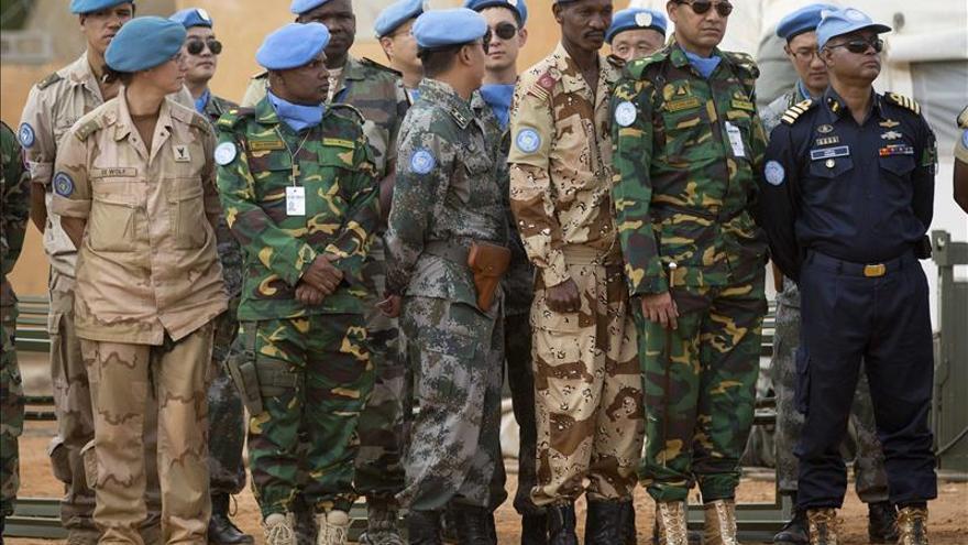 Al menos tres muertos y 15 heridos en el ataque a una base de la ONU en Mali