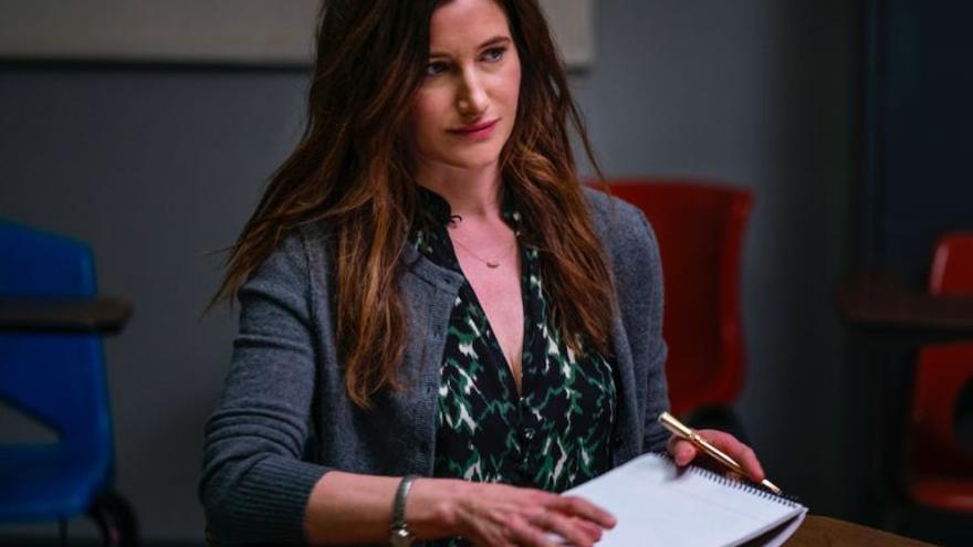 Mrs. Fletcher tiene como protagonista a la genial Kathryn Hahn