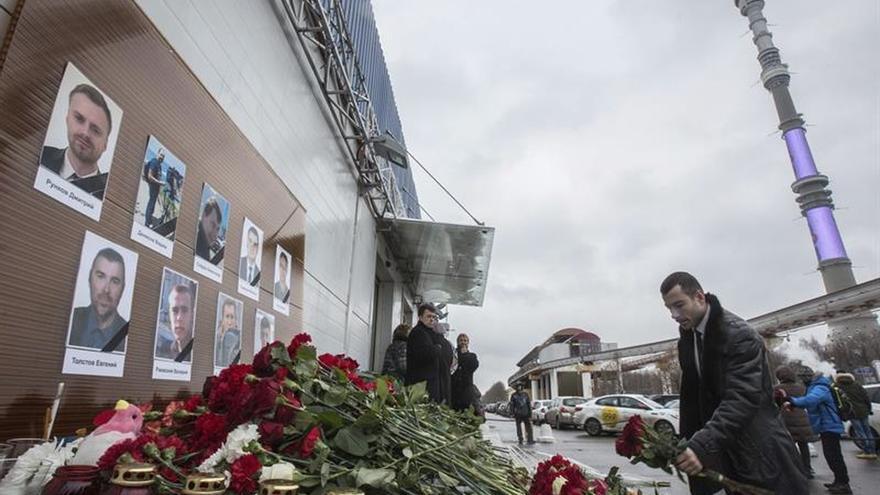 El papa expresa cercanía al pueblo ruso por el avión siniestrado