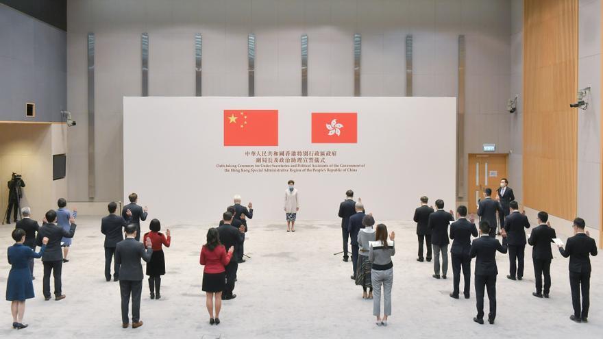 """El año del """"final"""" de Hong Kong"""