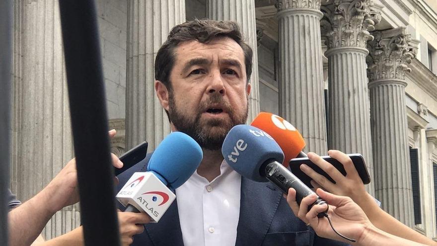 Zoido se pronunciará mañana sobre el atentado de Barcelona en el primer Pleno de control del Congreso tras el verano