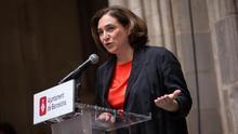 Colau pide al Estado recursos para las ONG que salvan vidas en Mediterráneo
