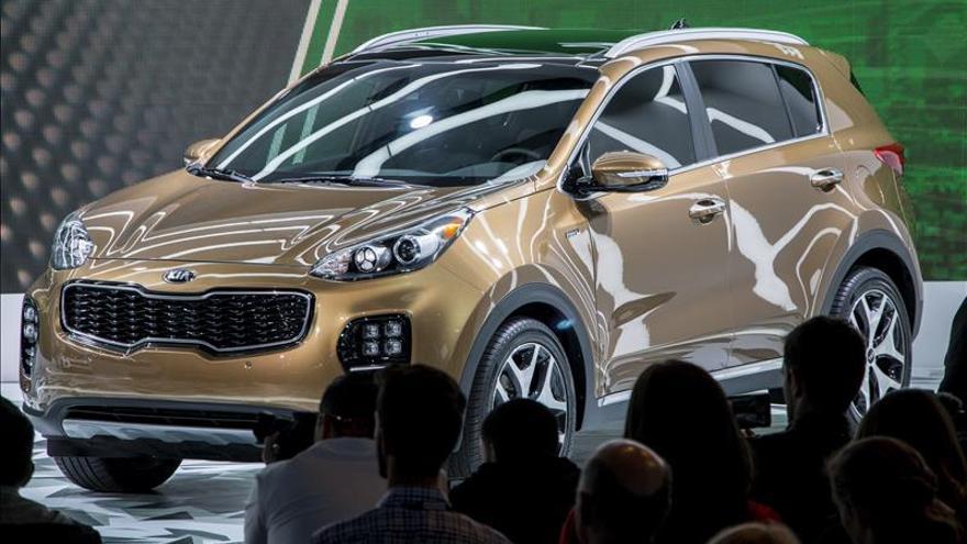 La cuarta generación del Kia Sportage llegará a Estados Unidos en 2016