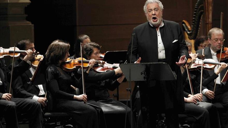 Plácido Domingo cancela su actuación en la Ópera de Viena del viernes