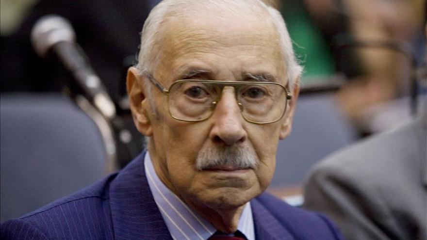 Muere el exdictador argentino Jorge Rafael Videla