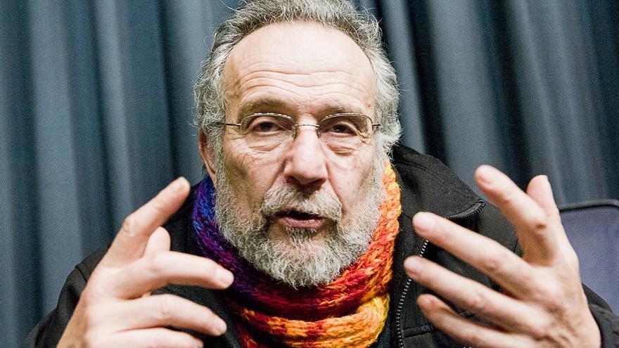 El profesor emérito en la Universidad de Zaragoza, Pedro Arrojo, especialista en agua.