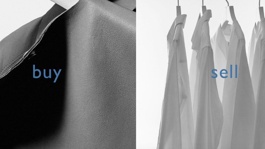 Las grandes marcas empiezan a vender ropa de segunda mano: ¿reduce esto su impacto ambiental?