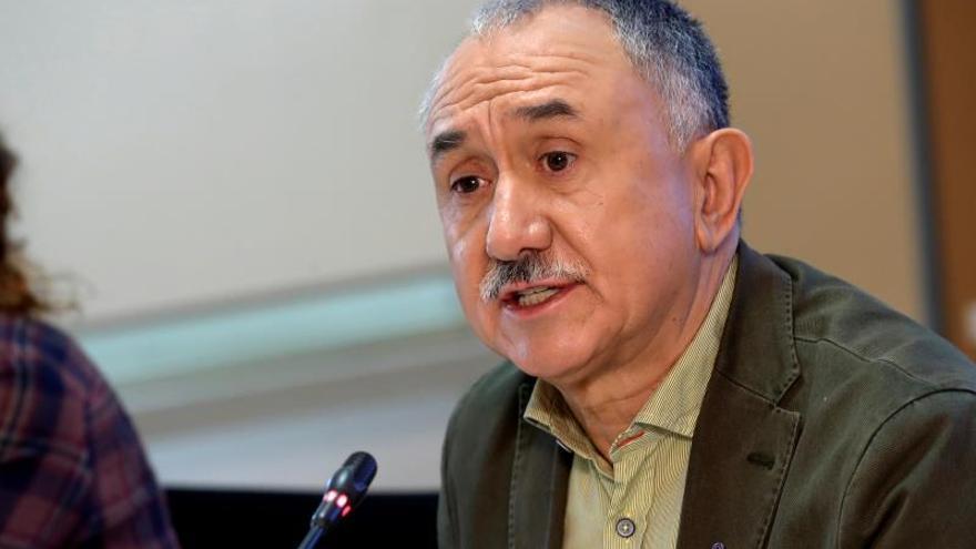 UGT se opone a un acuerdo que deje el grueso de la subida del SMI para 2023