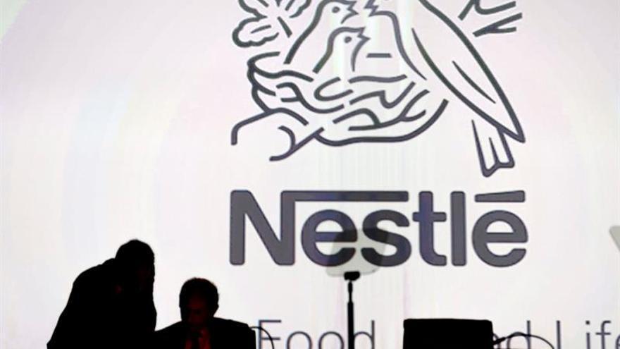 El beneficio de Nestlé fue de 6.234 millones en 2017, un 15,8 % menos