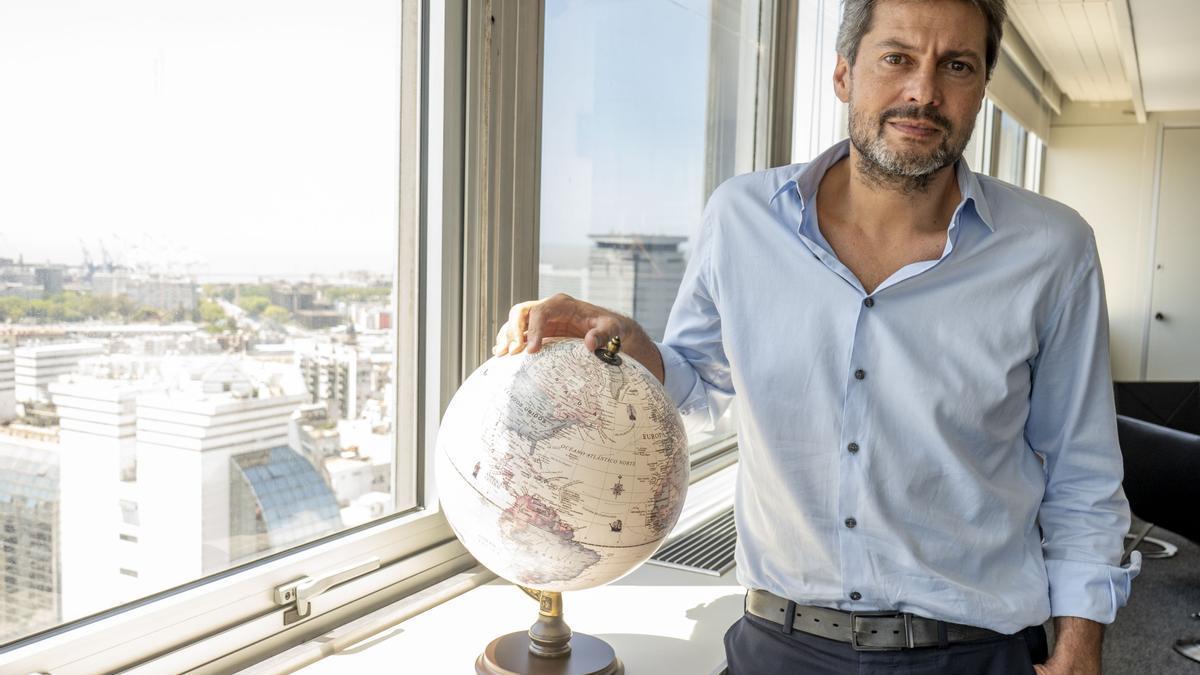 Matías Lammens, ministro de Turismo y Deporte de la Nación