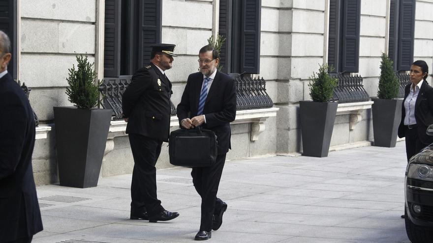 El Congreso cierra el plazo para oponerse a los proyectos anticorrupción que quiere presentar Rajoy el día 27