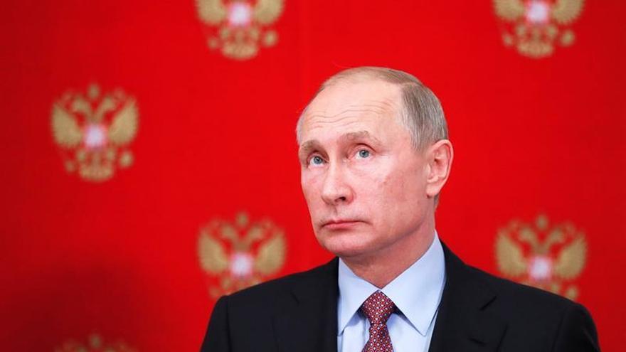 Putin llega a Irán para reuniones bilaterales y cumbre tripartita