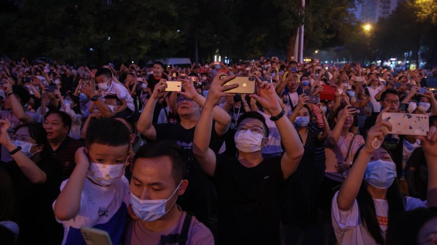 China detecta 24 contagios locales entre sus últimos 49 casos de covid
