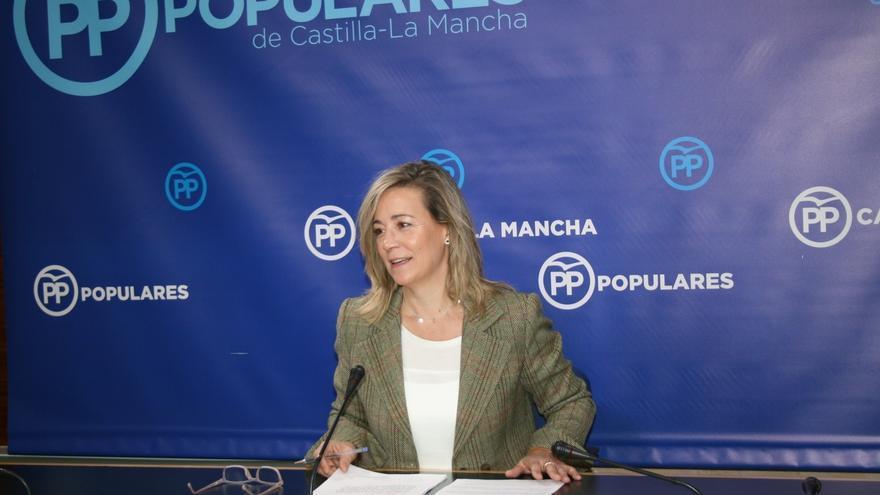 Lola Merino, diputada del PP de Castilla-La Mancha