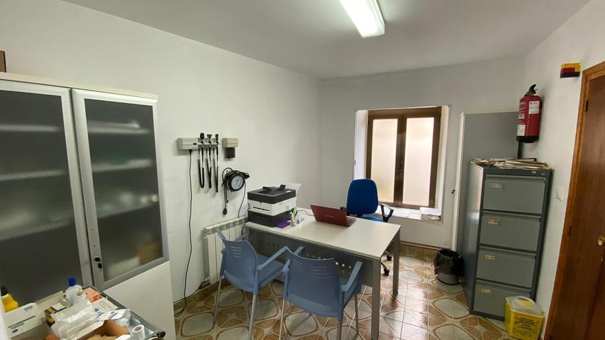 Un consultorio de Valladolid, en una imagen de archivo.