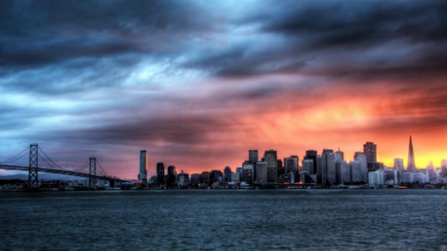 Vista panorámica de la bahía de San Francisco (Foto: Curtis Fry   Flickr)