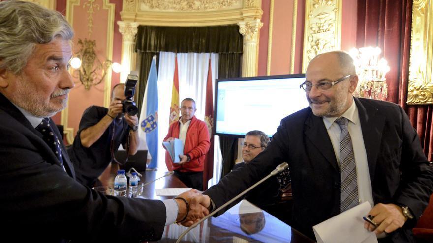 El alcalde de Ourense dice en twitter que lo que le pide el cuerpo es irse a su casa