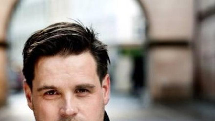 El ex-oficial de la inteligencia danesa Anders Kærgaard. Foto de su archivo personal.