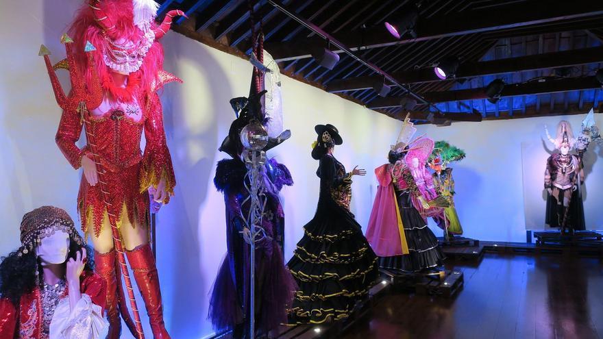 Los trajes se exponen en la Casa del Quinto hasta el 12 de marzo.