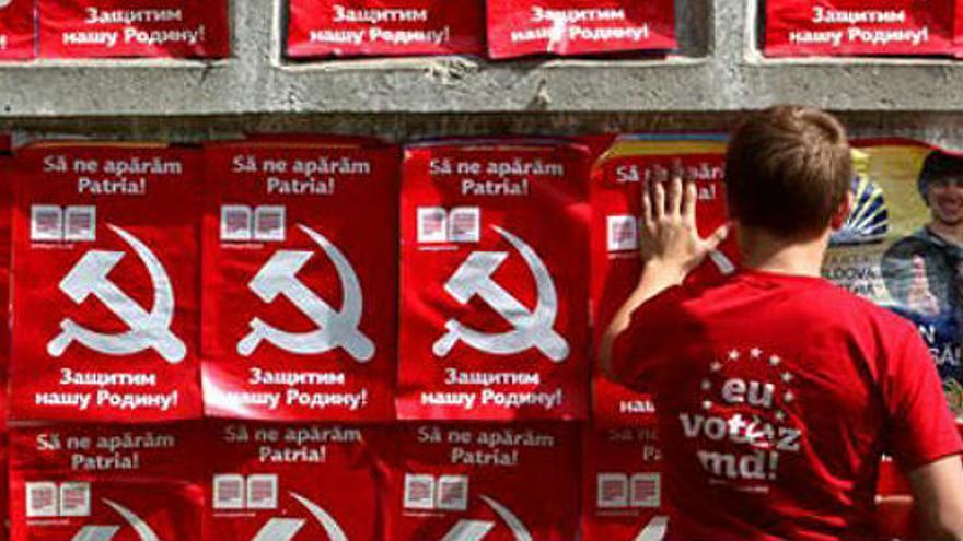 Elecciones Moldavia