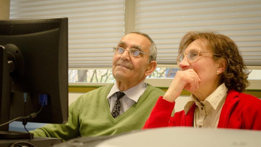 El número de pensionistas crece en Euskadi un 1,3% en mayo y la pensión media un 2%